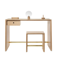 Cameo Dressing Table and Stool by Gavin Coyle Studio