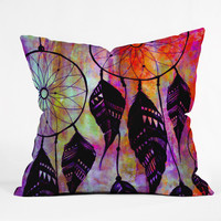 Sophia Buddenhagen Marleighs Dream Outdoor Throw Pillow