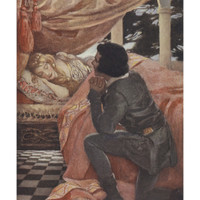 Sleeping Beauty Giclee Print by Jessie Willcox Smith at Art.com