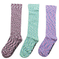 Space Dyed Knee High Sock 3-Pack | Wet Seal