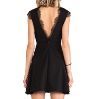 CHALK Player Dress in Black from REVOLVEclothing.com
