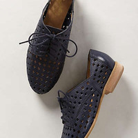 Perforated Kelly Oxfords