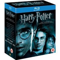 Harry Potter: Complete 8-Film Collection [Blu-ray]:Amazon:DVD