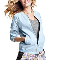Denim Bomber - Victoria's Secret