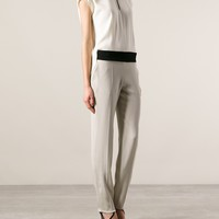 BLUMARINE fitted jumpsuit