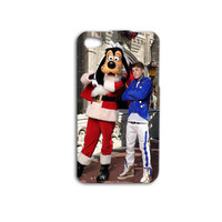 Cute Disney Justin Bieber Phone Case Funny Goofy iPod Case iPhone 4 Case iPhone 5 Case iPhone 4s Case iPhone 5s Case iPod 4 Case iPod 5 Case