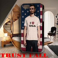 Lincoln Hibster for iPhone 4, iPhone 4s, iPhone 5 /5s/5c, Samsung Galaxy S3, Samsung Galaxy S4 Case
