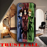 Team Free Will for iPhone 4, iPhone 4s, iPhone 5 /5s/5c, Samsung Galaxy S3, Samsung Galaxy S4 Case