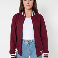 Unisex Heavy Terry Club Jacket