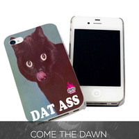 Ghetto Cat for iPhone 4, iPhone 4s, iPhone 5 /5s/5c, Samsung Galaxy S3, Samsung Galaxy S4 Case