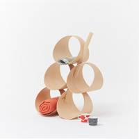 Magazine Rack by Villa | Plyroom Designer Storage Solutions