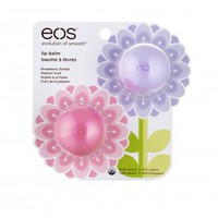 eos - eos Smooth Sphere Lip Balm Spring Collection with Limited Edition Passion Fruit