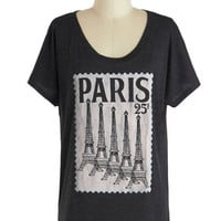 Postcard from Paris Top