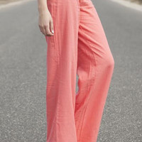 Oceanside Linen Pants