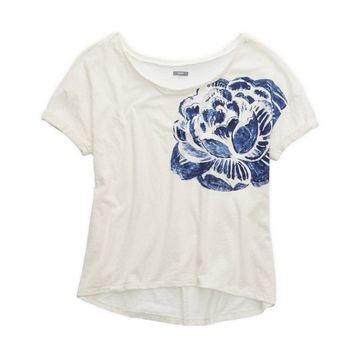 Aerie Rose Graphic T-Shirt