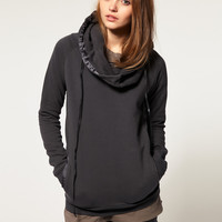 Unconditional Funnel Neck Sweatshirt