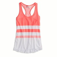 AE STRIPED FAVORITE TANK