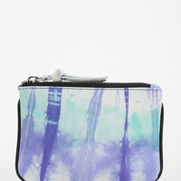 Ecote Oceana Leather Zip-Pouch - Urban Outfitters