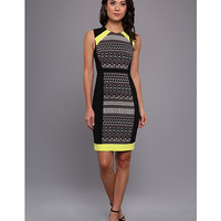 BCBGMAXAZRIA Eileen Sleeveless Sheath Dress