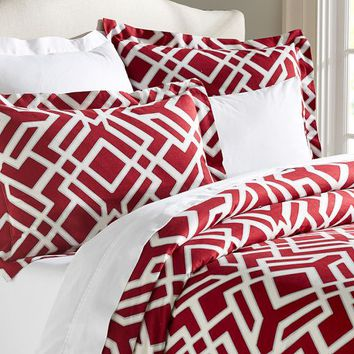 Shelby Duvet Cover & Sham