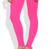 Colored Seamless Basic Legging