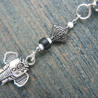 Moroccan elephant belly ring blk and white in zen yoga Indie Moroccan boho hipster new age gypsy hippie belly dancer beach and hipster style