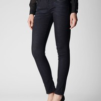 CASEY SUPER SKINNY BLACK SMOKE WOMENS JEAN