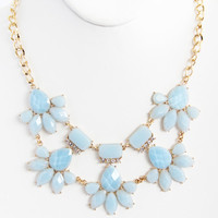 Arctic Blue Necklace Set