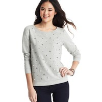 Pearlized Gem Sweatshirt