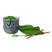 sweater yarn bowl