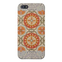 Vintage Rug Pattern iPhone 5 Case