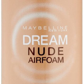 Maybelline New York Dream Nude Airfoam Foundation