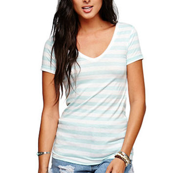 Nollie Basic V-Neck Tee at PacSun.com