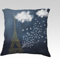 A Parie by Texnotropio (18x18 pillow)