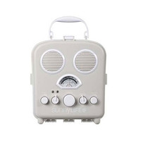 Water Resistant Retro Radio