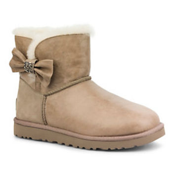 UGG® Australia Mini Bailey Bow Booties | Dillard's Mobile