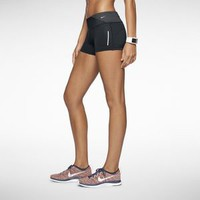 "Nike 3.5"" Epic Run Women's Running Boyshorts - Black"