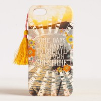Create Your Own Sunshine #livehappy iPhone 5 Cover