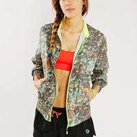 Without Walls Forest Print Bomber Jacket - Urban Outfitters