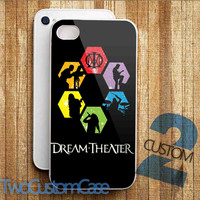 Dream Theater - iPhone 4/4S, 5/5S, 5C Case and Samsung Galaxy S3, S4 Case.