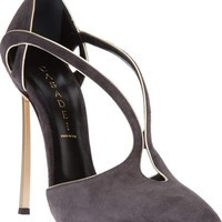 CASADEI cut-out stiletto sandal