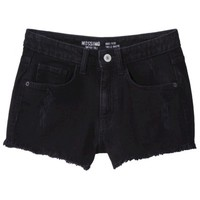 Mossimo Supply Co. Junior's High Waisted Denim Short - Assorted Colors