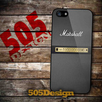 Marshall for iPhone 4/4S, iPhone 5/5S, iPhone 5C and Samsung Galaxy S3, S4