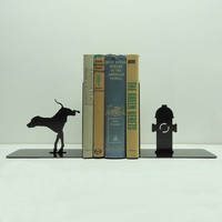 Fire Hydrant Bookends | The Gadget Flow