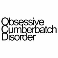 [QTY 5] OBSESSIVE CUMBERBATCH DISORDER STICKERS DECALS