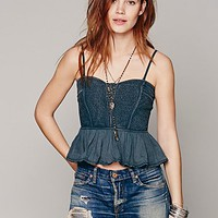 Free People Wild Woods Tube Top