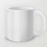 Herringbone DIY Mug by Project M