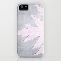 PRESSED LEAF iPhone & iPod Case by 📷 VIAINA