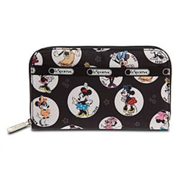 Minnie Mouse Wallet by LeSportsac - ''Celebrate Minnie'' | Disney Store
