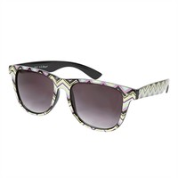 A.J. Morgan Juniors Topsy Wayfarer Sunglasses at Von Maur